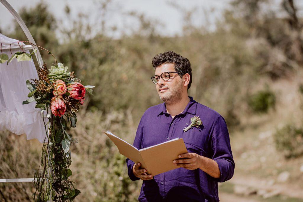 Unsere fabelhaften Trauzeugen für unser Micro Wedding in Südafrika