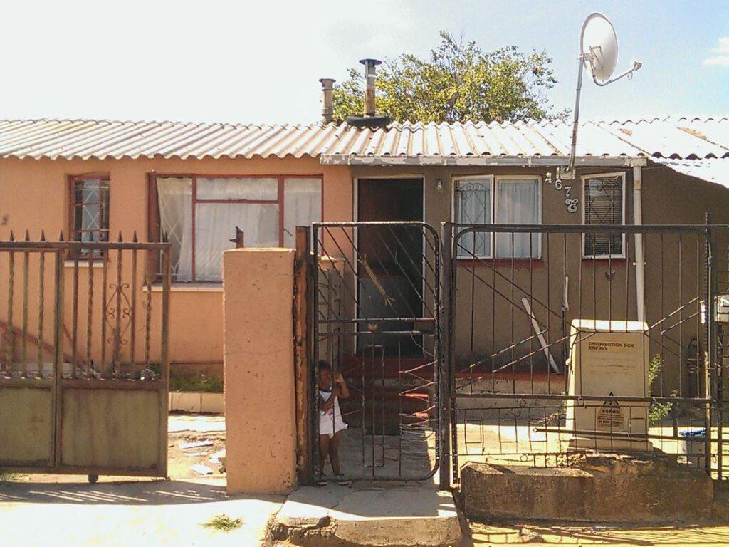 Auch in Soweto gibt es mittlerweile nicht mehr nur Wellblechhütten