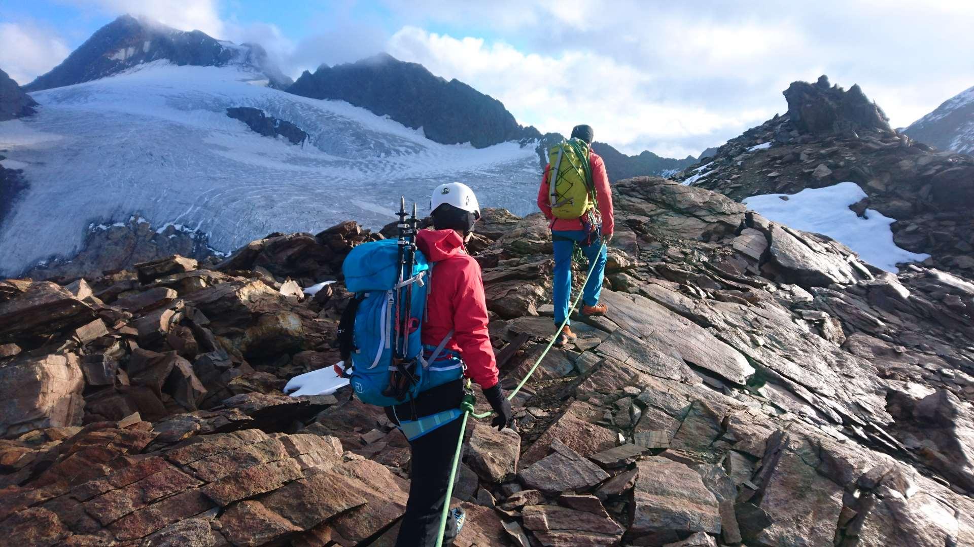 Hochtour zur Weißkugel – die schönste Alternative zur Ortler-Besteigung in Südtirol