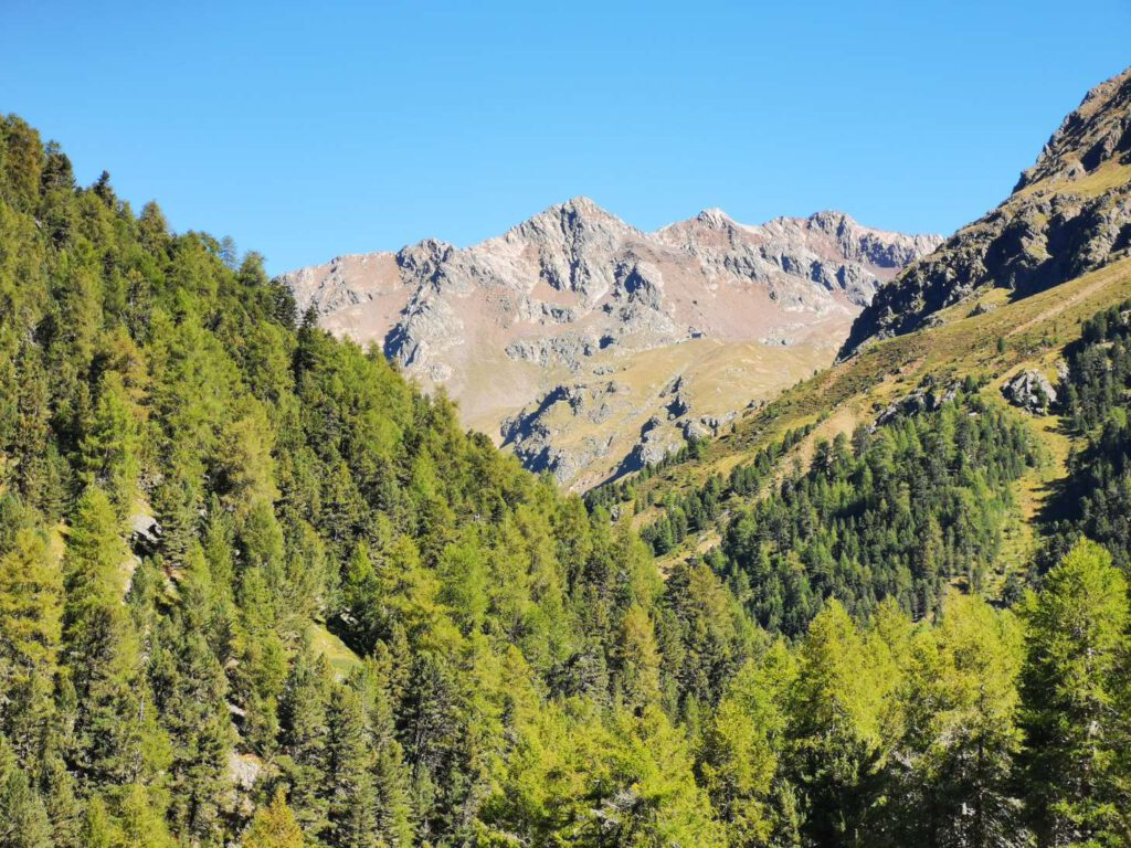 Matschertal im Vinschgau, Südtirol